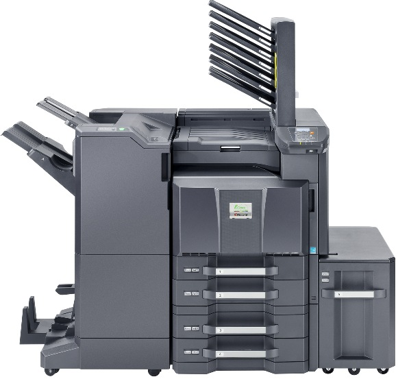 Choose Kyocera for the Best Business Machines Configured to your Business
