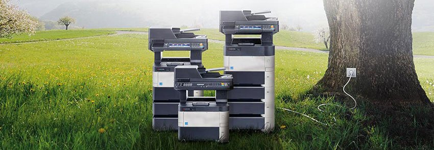 Kyocera Eco Friendly Printers